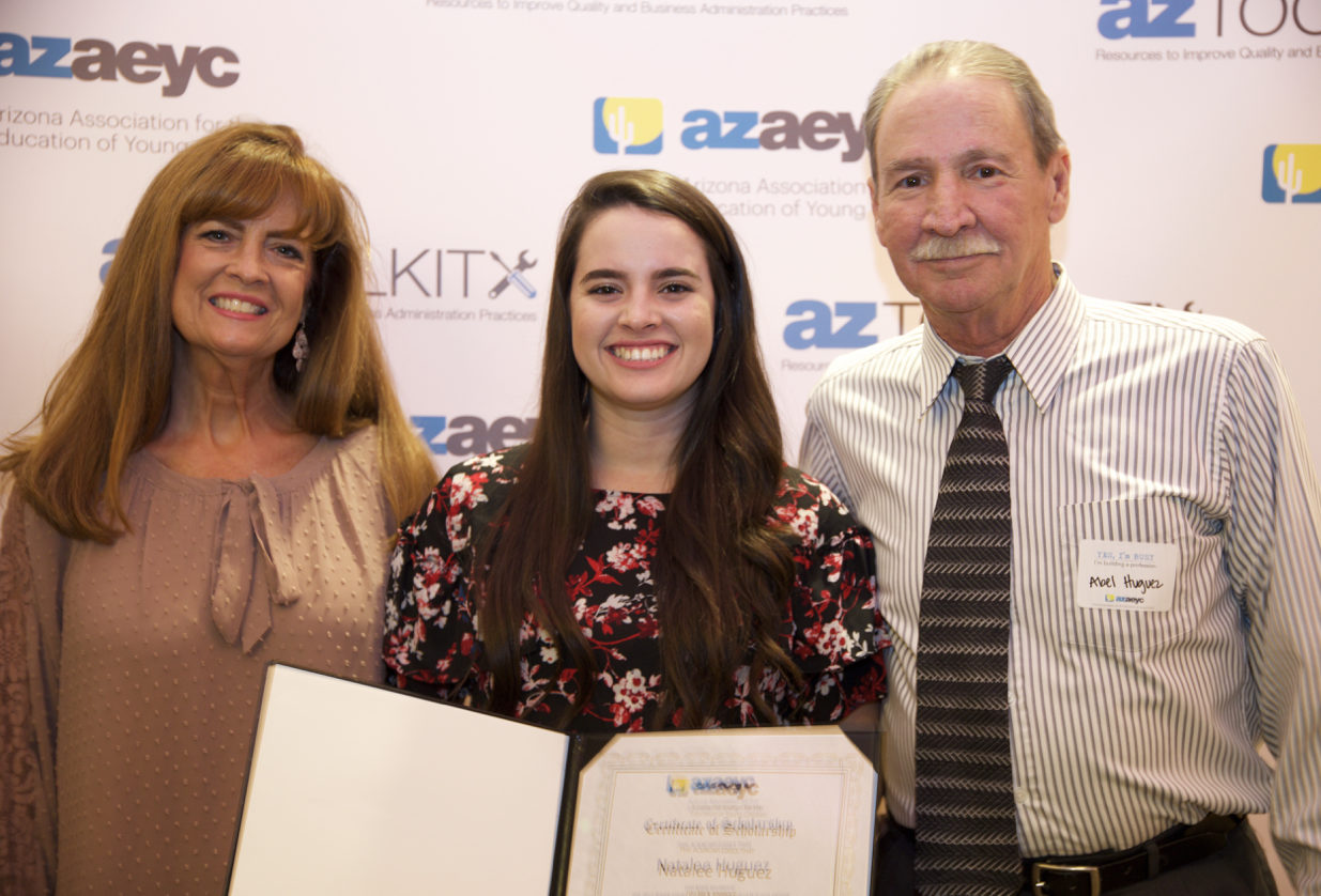 Read more about the article Natalee Huguez selected for 2017 Scholarship Award