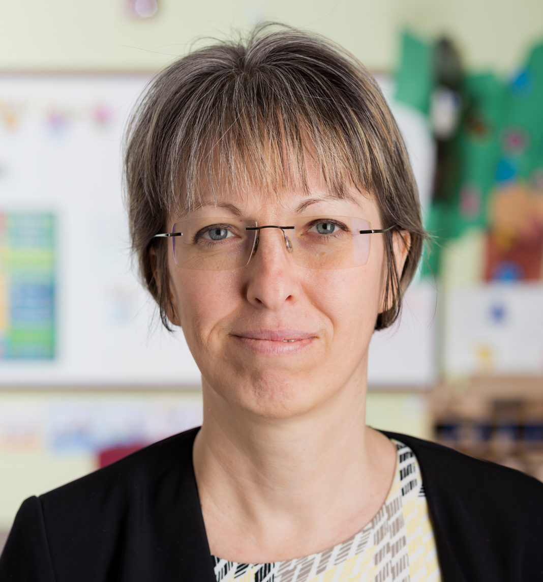 Lena Malofeeva AzAEYC Board of Directors