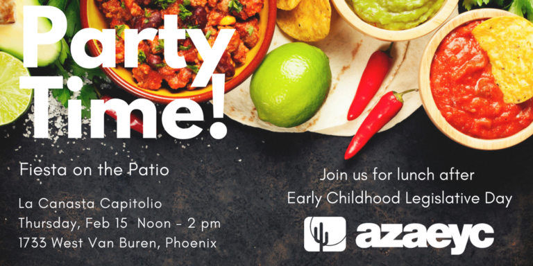 Read more about the article Early Childhood Legislative Day: Fiesta on the Patio!