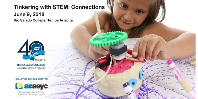 Read more about the article Tinkering with STEM: Valley Chapter of AzAEYC