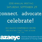 AzAEYC 2018 Annual Meeting
