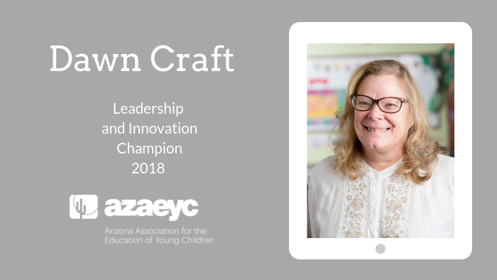 Read more about the article Leadership and Innovation Champion Award: Dawn Craft