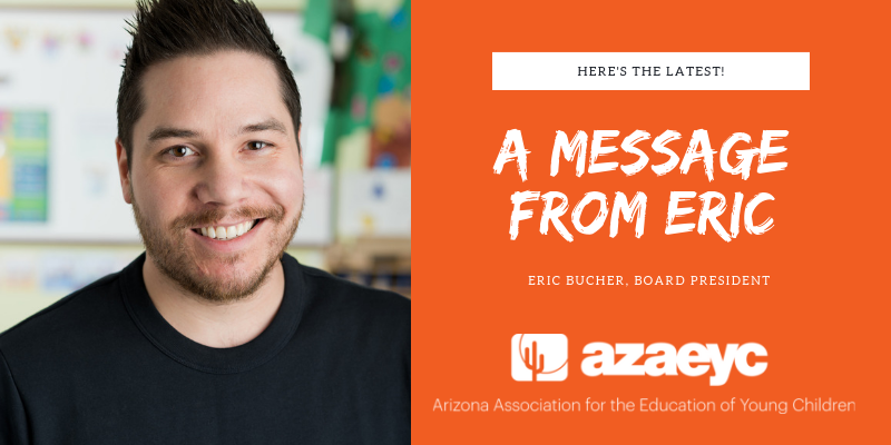 Read more about the article Introducing AzAEYC Board President Eric Bucher