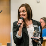 Melissa Larson Busby Past President