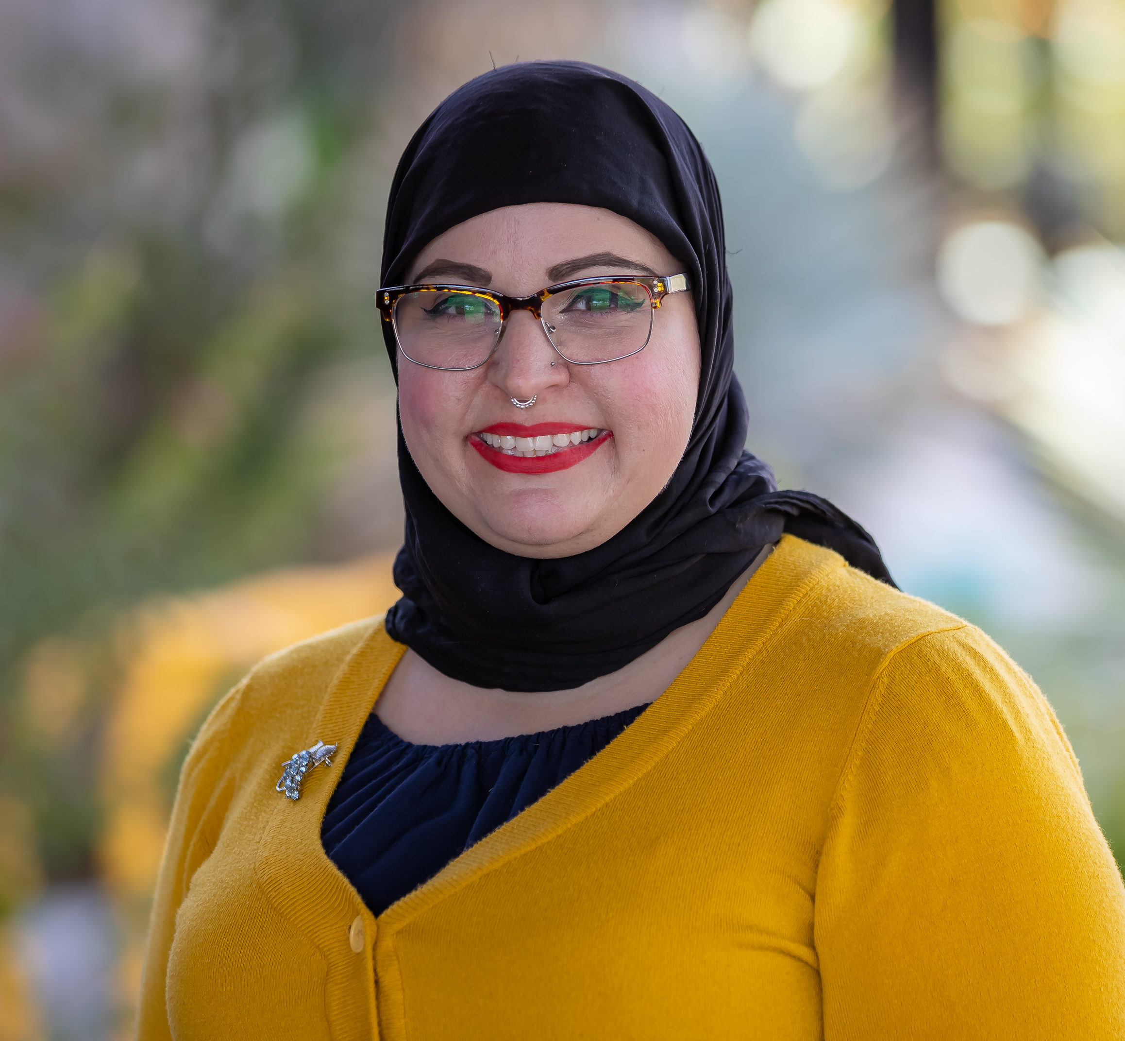 Mona Qafisheh| Vice President, Public Policy and Advocacy