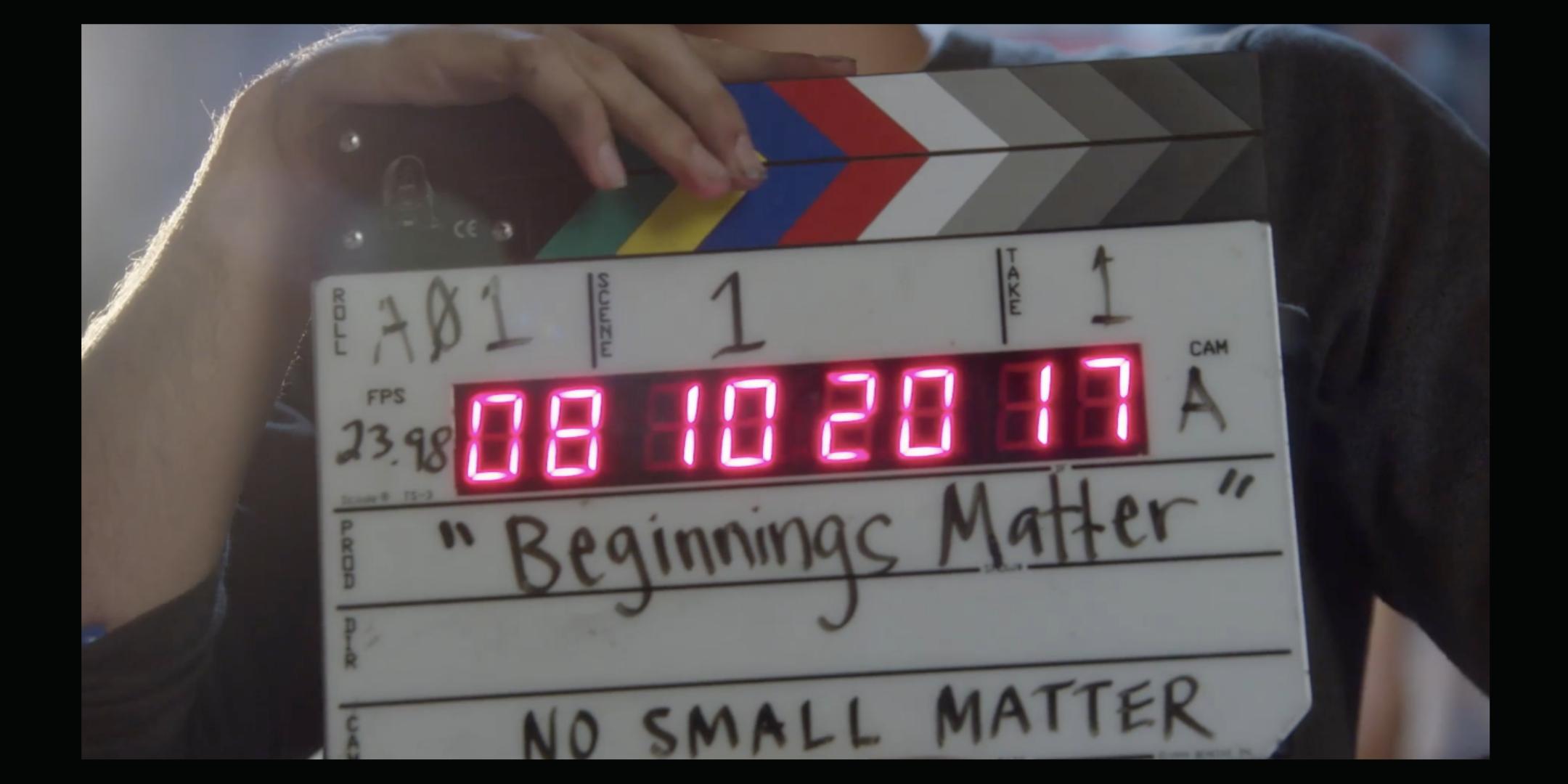 no small matter slate