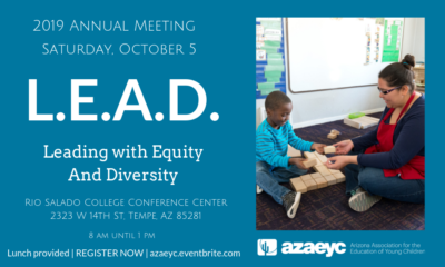 AzAEYC Annual Meeting 2019 Information