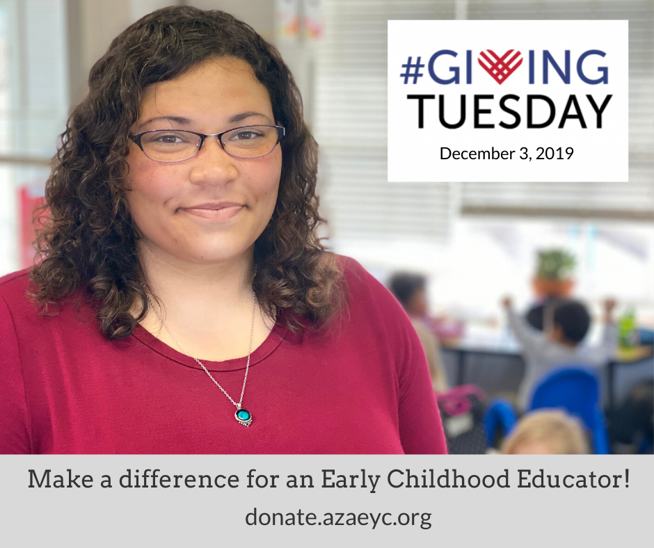 Read more about the article AzAEYC Giving Tuesday