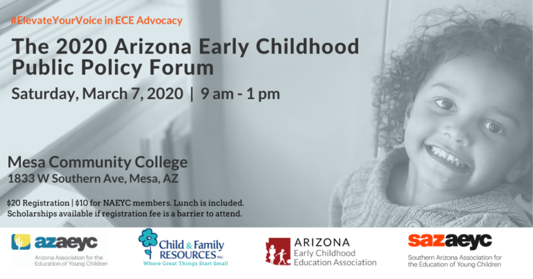 Read more about the article The Arizona Early Childhood Public Policy Forum 2020
