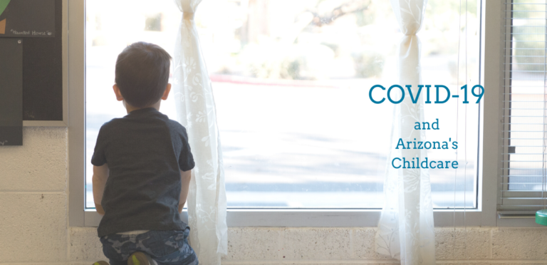 Read more about the article Arizona's childcare needs emergency support to survive COVID-19