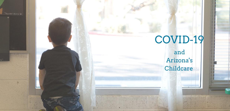 Arizona's childcare is essential COVID-19