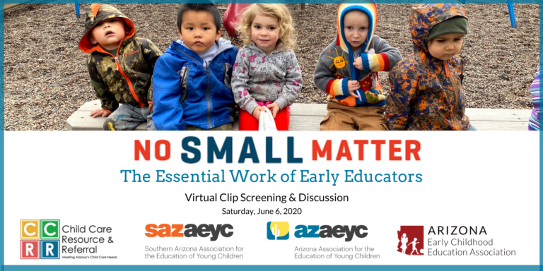 Read more about the article No Small Matter Clip & Virtual Discussion