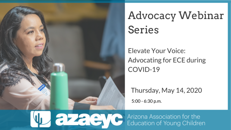 Read more about the article Webinar: Advocating for ECE during COVID-19