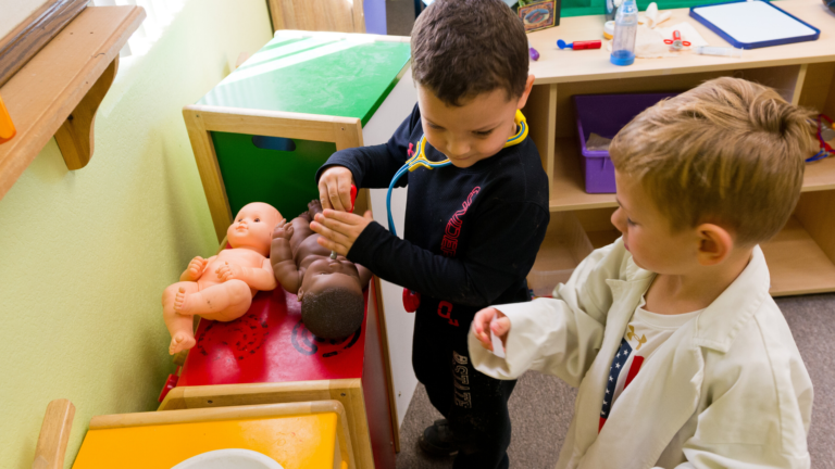 Read more about the article PPE in Early Childhood Environments