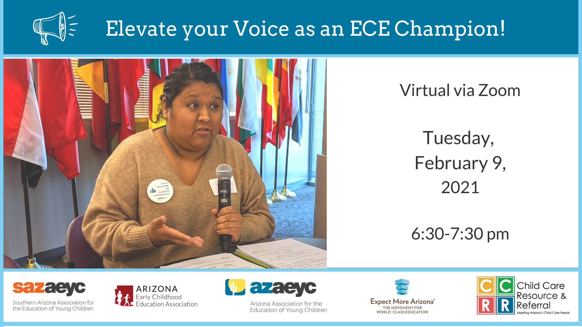 Read more about the article ECE Advocacy: Elevate your Voice as an ECE Champion