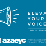 Elevate your voice for early childhood care and education